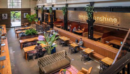 The Tramshed Project – Managed Venue