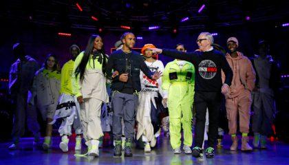 Tommy Hilfiger x Lewis x H.E.R. Spring 2020 Fashion Show