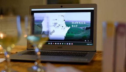 Tring Winery's Online Wine Tasting Club